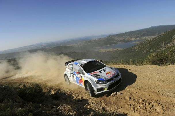 ogier wins italian rally