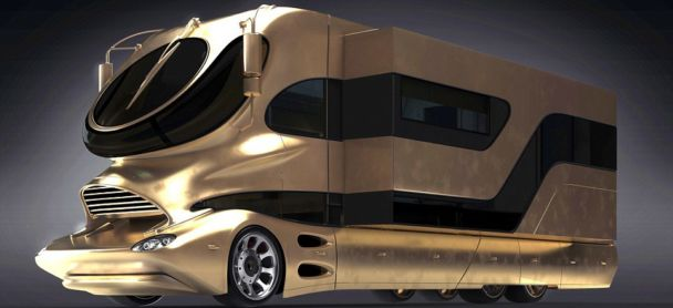 world most expensive motorhome