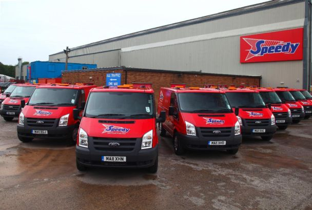 ford transit for fleets