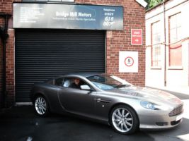 Bridge Mill Motors – Cheshire's leading Aston Martin specialist goes the extra mile to repair and service owners' cars