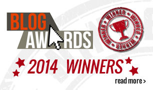 2014 Blog Award Winner